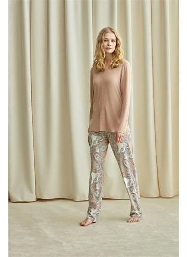 Catherines Pijama Takım Oranj